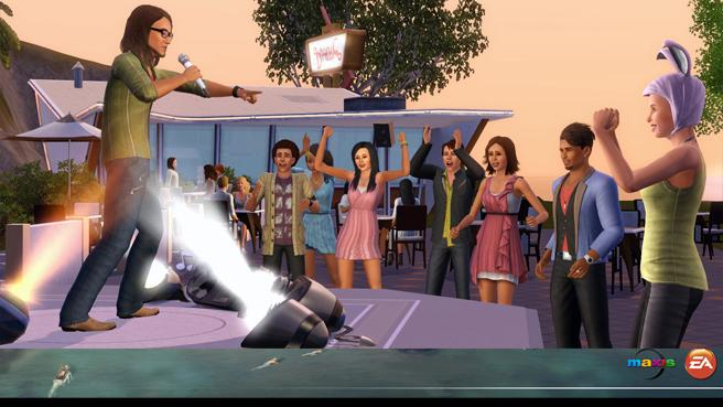 essayez les sims 3 This is a list of songs from the sims 3 and its expansion and stuff packs these songs are.