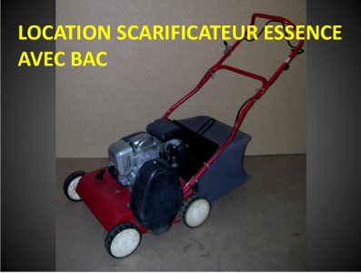 Location scarificateur brico