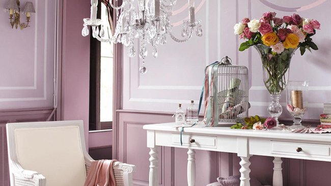 Romantique homelooking for Lampadaire style shabby
