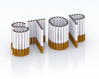 Laubergine pour cesser de fumer