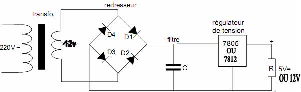 Réalisation d'un circuit d'alimentation LED pour cyclomoteur 10